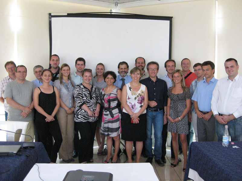 Steering Committee for Microcredit continuation in 2010